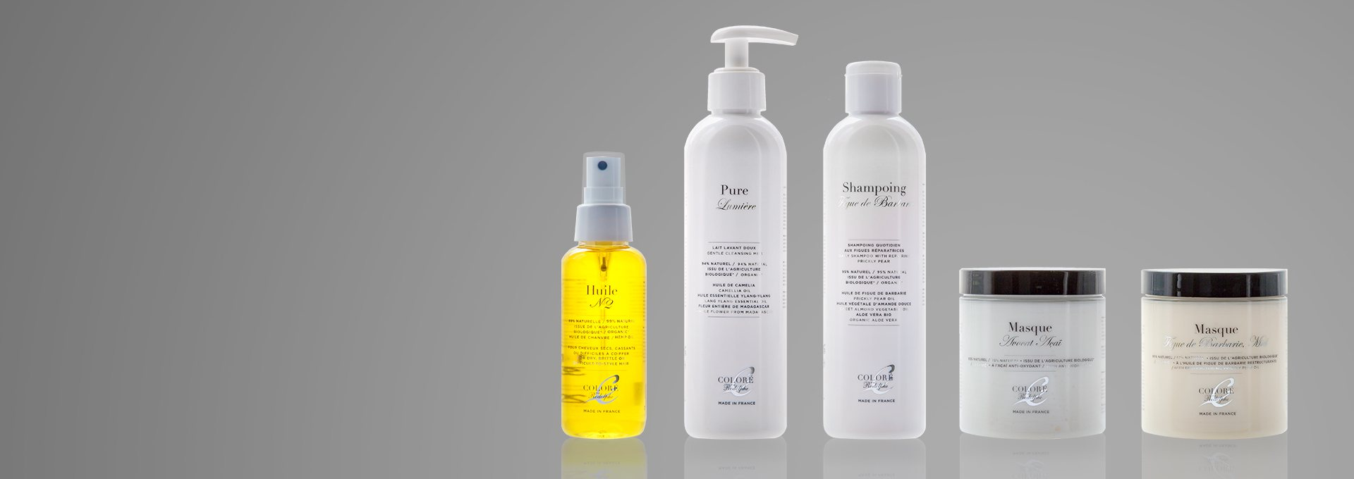 Soigner les cheveux colorés, secs ou fragilisés